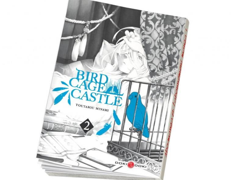 Abonnement Birdcage Castle tome 2