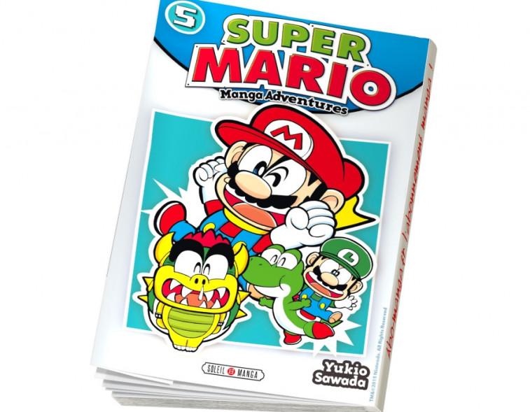 Abonnement Super Mario Manga Adventures tome 5
