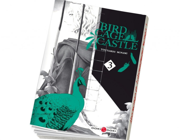 Abonnement Birdcage Castle tome 3