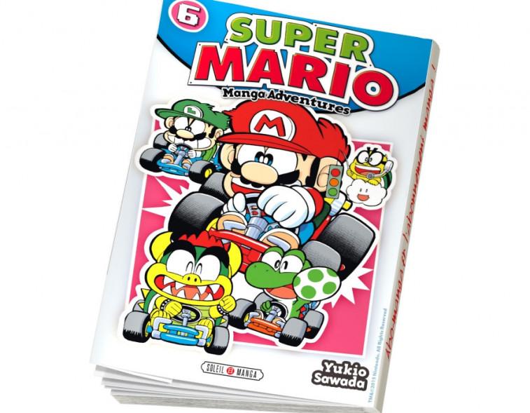 Abonnement Super Mario Manga Adventures tome 6
