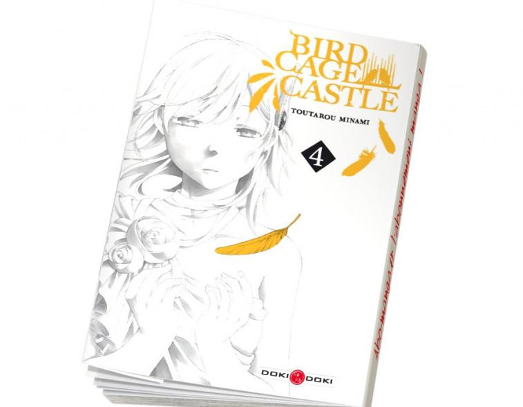 Abonnement Birdcage Castle tome 4