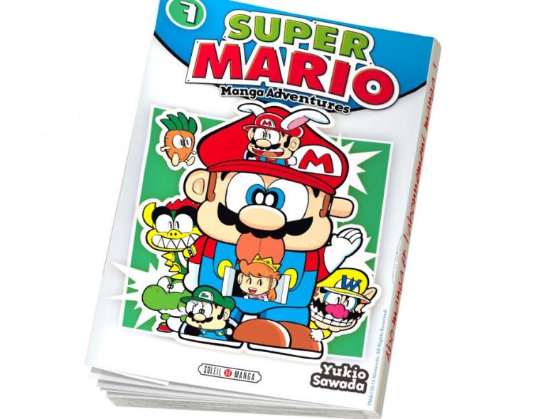 Abonnement Super Mario Manga Adventures tome 7