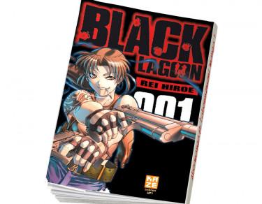 Black Lagoon Black Lagoon T01