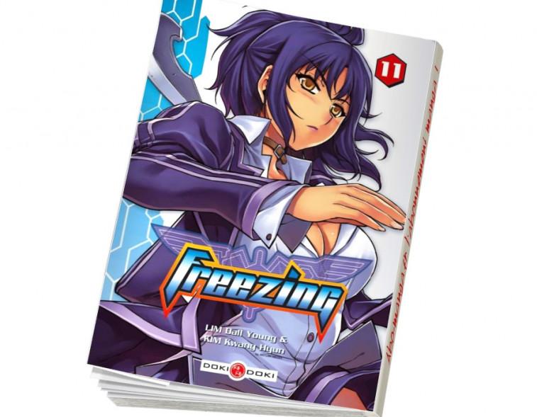 Abonnement Freezing tome 11