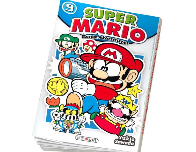 Abonnement Super Mario Manga Adventures tome 9
