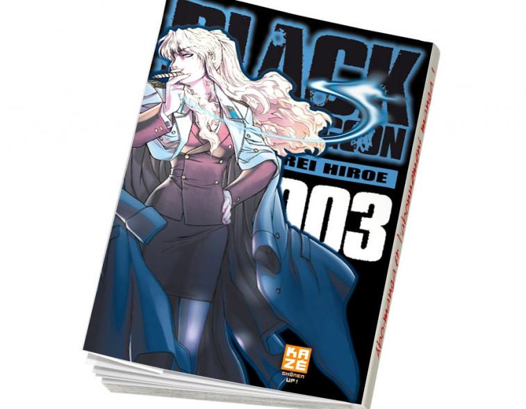 Abonnement Black Lagoon tome 3