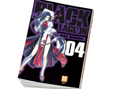 Black Lagoon Black Lagoon T04