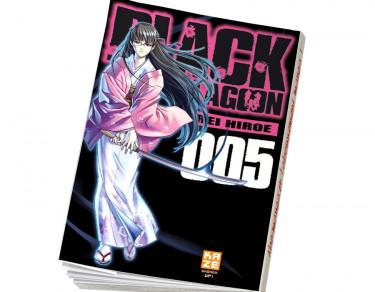 Black Lagoon Black Lagoon T05