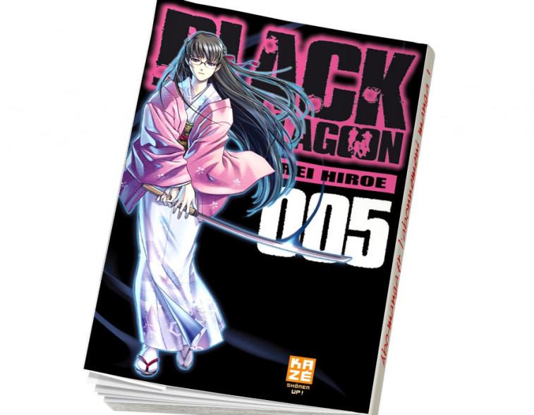 Abonnement Black Lagoon tome 5