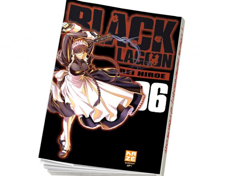 Abonnement Black Lagoon tome 6