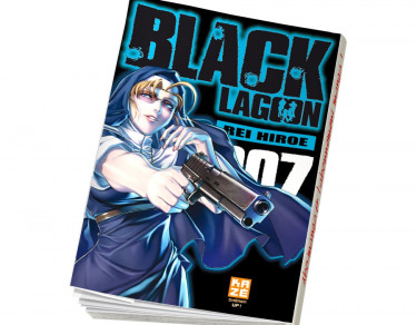 Black Lagoon Black Lagoon T07