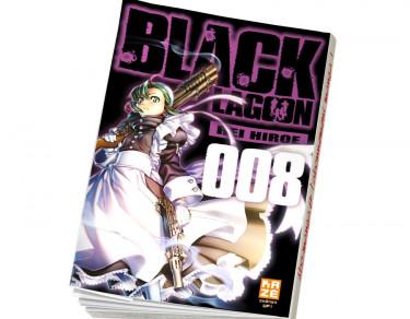 Black Lagoon Black Lagoon T08