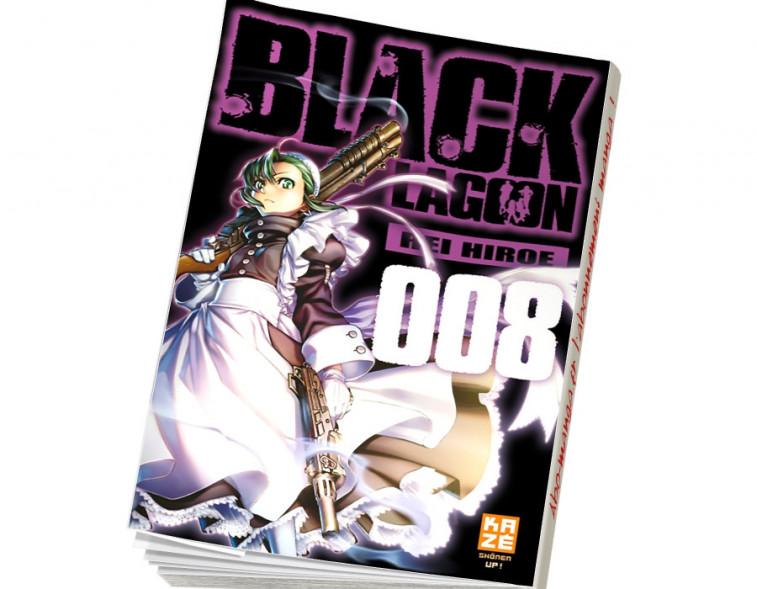 Abonnement Black Lagoon tome 8