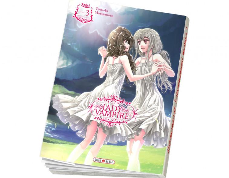 Abonnement Lady Vampire tome 3
