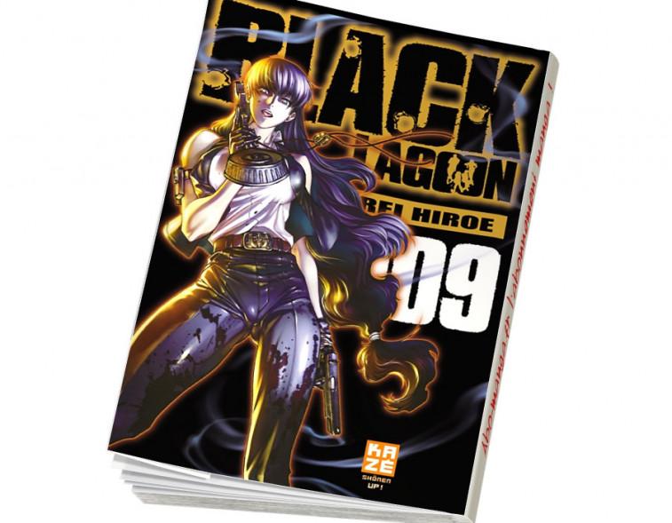 Abonnement Black Lagoon tome 9