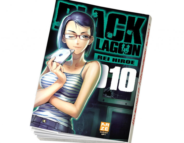 Abonnement Black Lagoon tome 10