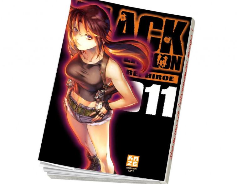 Abonnement Black Lagoon tome 11