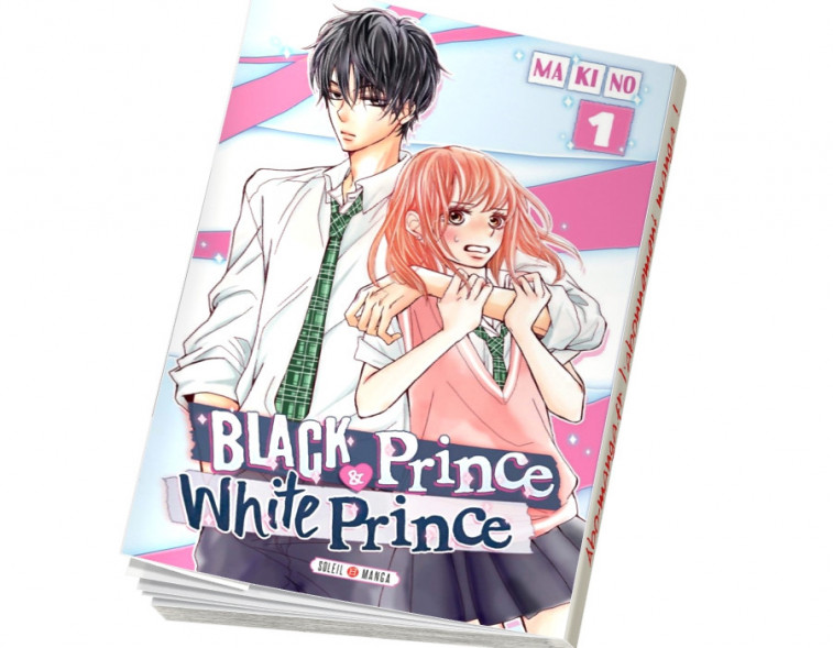 Abonnement Black Prince and White Prince tome 1