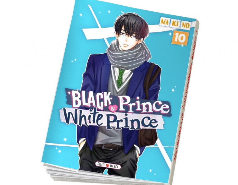 Abonnement Black Prince and White Prince tome 10
