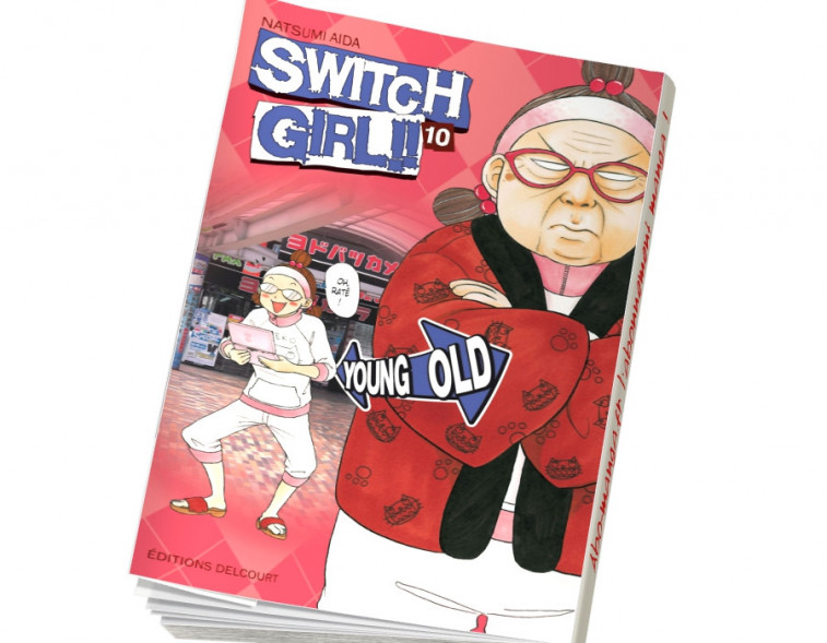 Abonnement Switch Girl !! tome 10