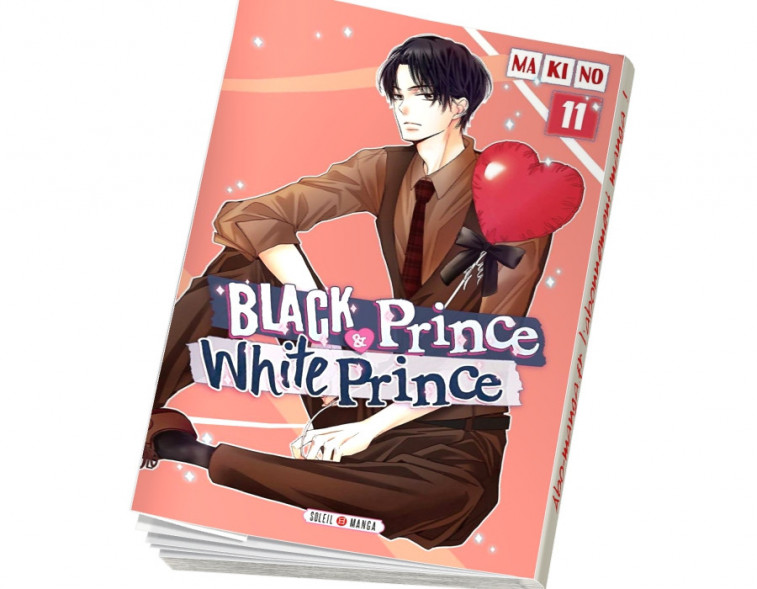 Abonnement Black Prince and White Prince tome 11