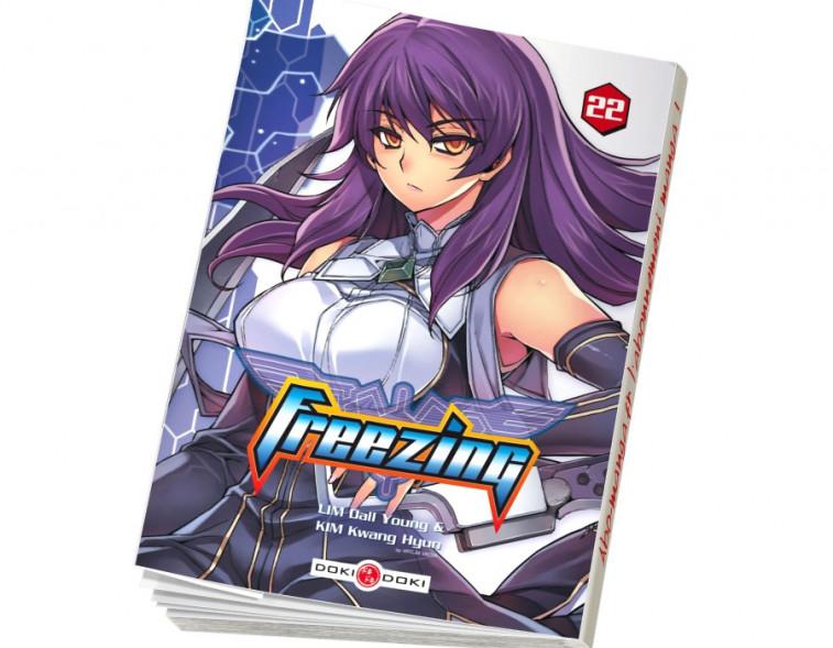 Abonnement Freezing tome 22