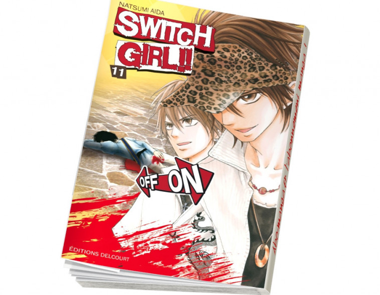Abonnement Switch Girl !! tome 11