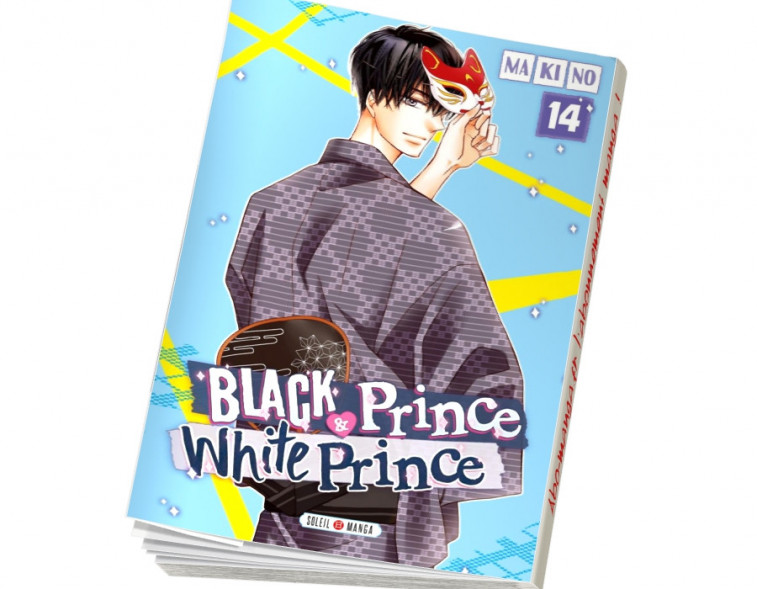Abonnement Black Prince and White Prince tome 14