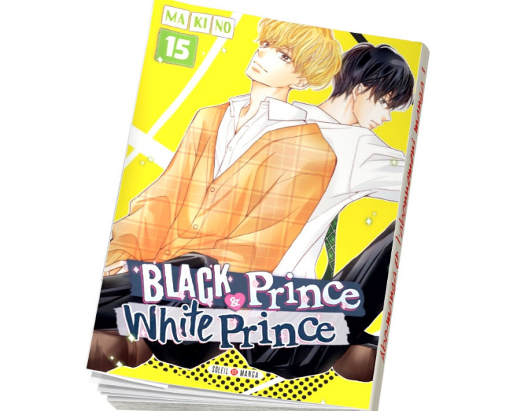 Abonnement Black Prince and White Prince tome 15