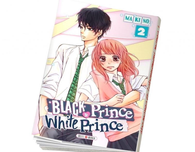 Abonnement Black Prince and White Prince tome 2