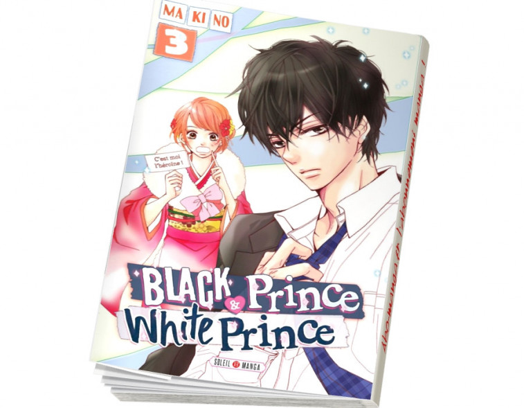 Abonnement Black Prince and White Prince tome 3