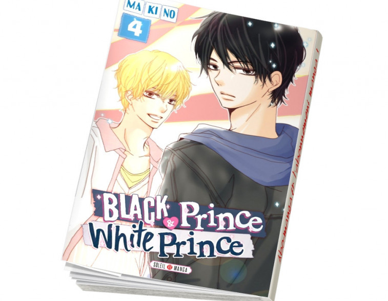 Abonnement Black Prince and White Prince tome 4