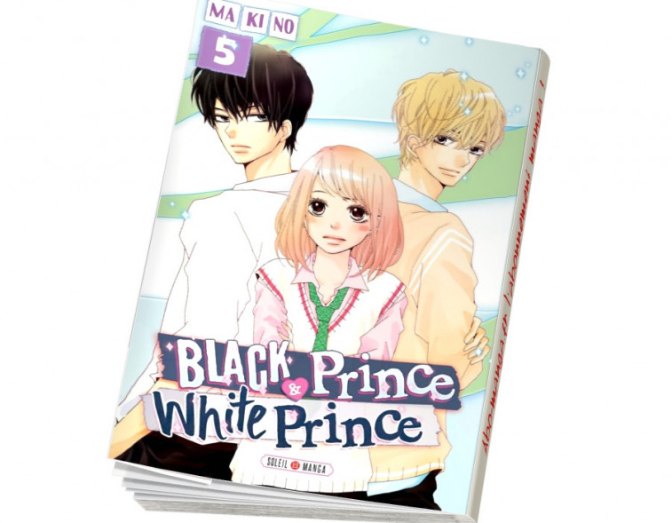 Abonnement Black Prince and White Prince tome 5