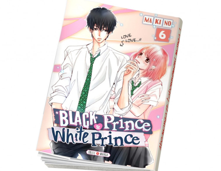 Abonnement Black Prince and White Prince tome 6