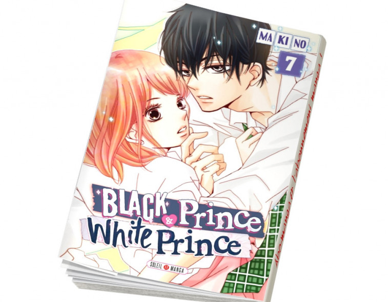Abonnement Black Prince and White Prince tome 7