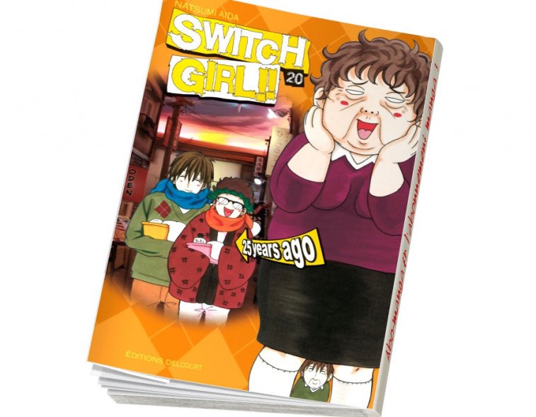 Abonnement Switch Girl !! tome 20