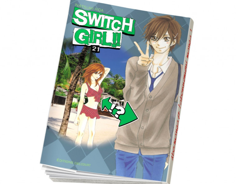 Abonnement Switch Girl !! tome 21