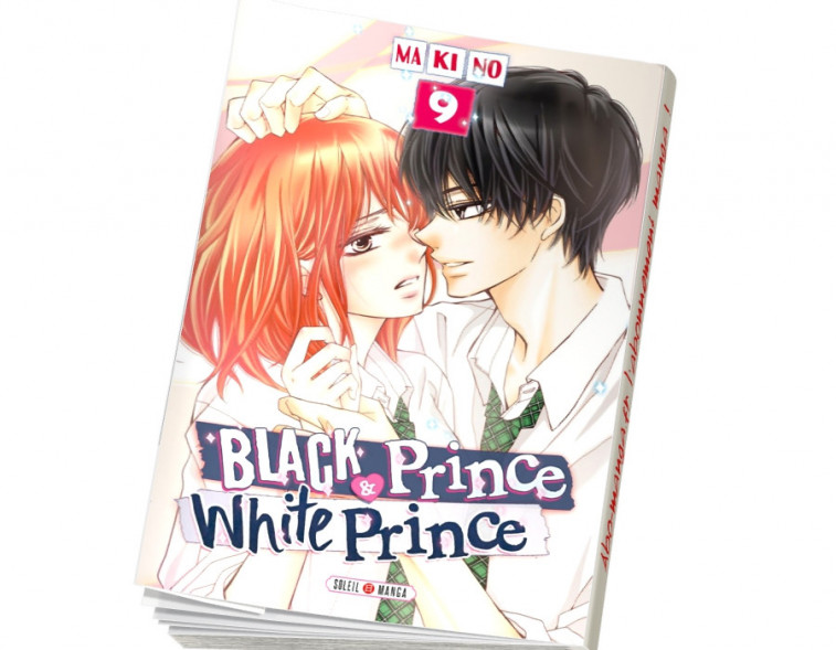 Abonnement Black Prince and White Prince tome 9