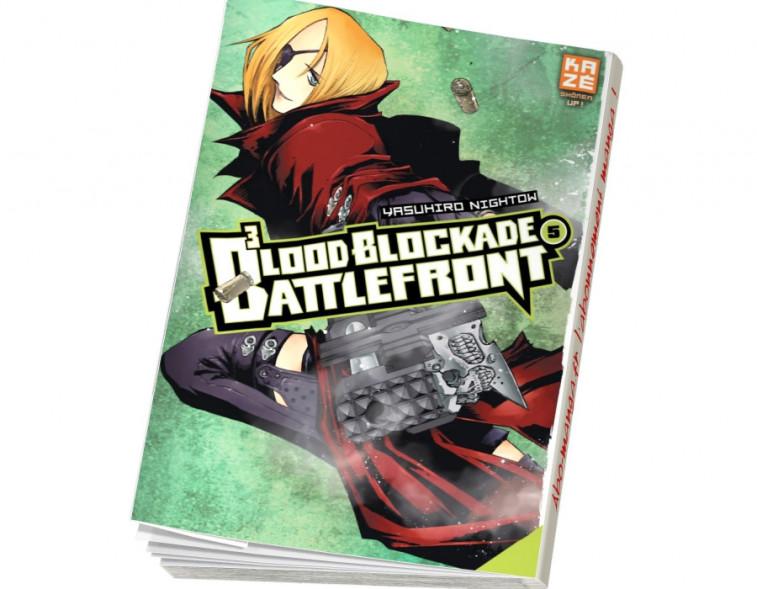 Abonnement Blood Blockade Battlefront tome 5
