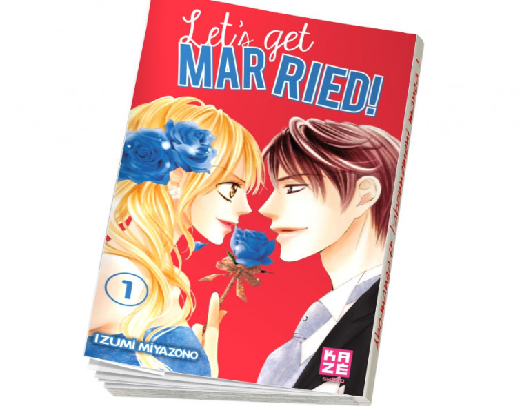 Abonnement Let's Get Married! tome 1