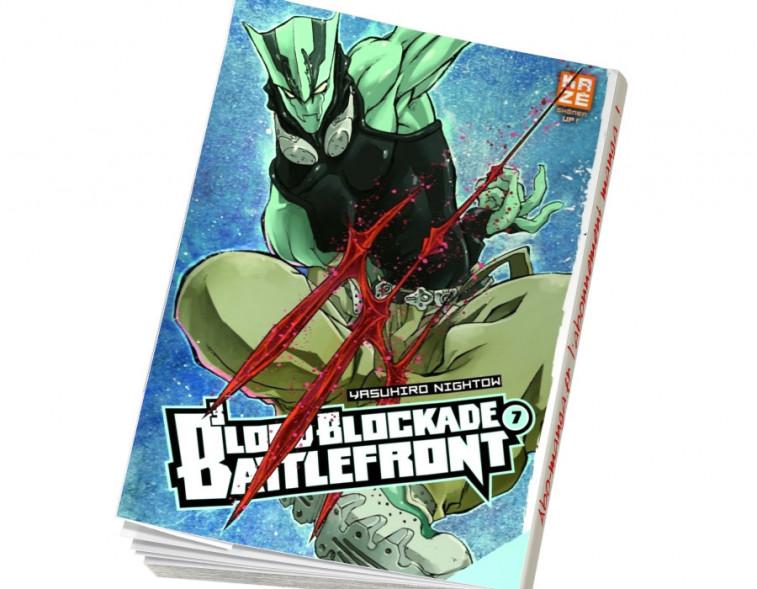 Abonnement Blood Blockade Battlefront tome 7