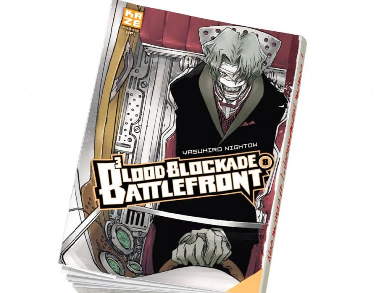 Abonnement Blood Blockade Battlefront tome 8