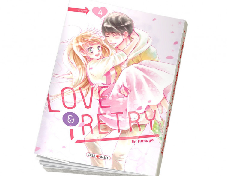 Abonnement Love and Retry tome 4