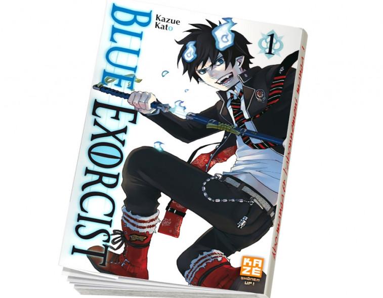 Abonnement Blue Exorcist tome 1