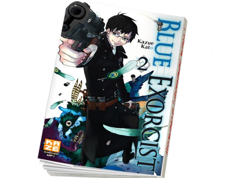 Abonnement Blue Exorcist tome 2