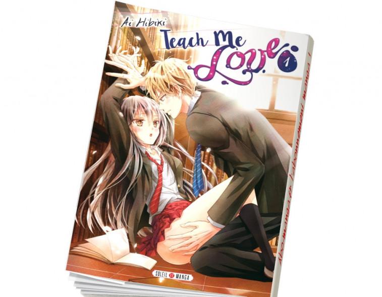 Abonnement Teach Me Love tome 1