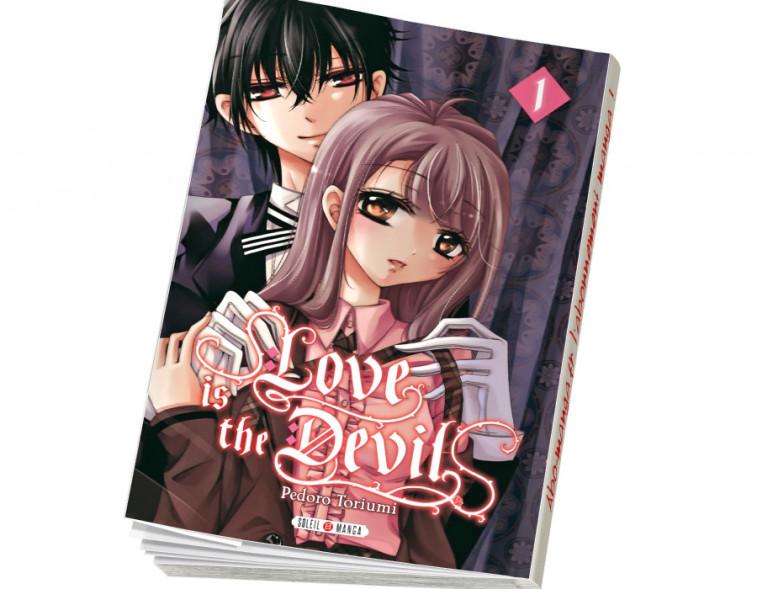 Abonnement Love is the Devil tome 1