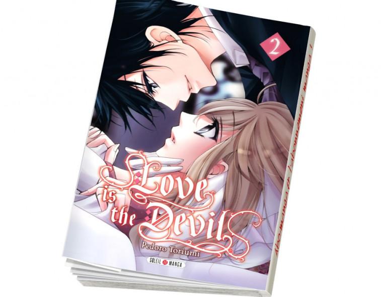 Abonnement Love is the Devil tome 2