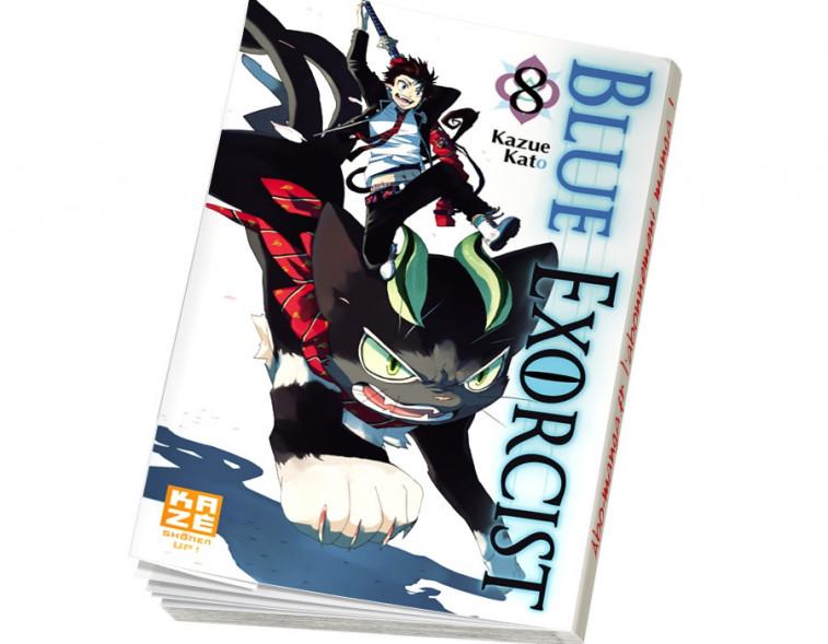 Abonnement Blue Exorcist tome 8