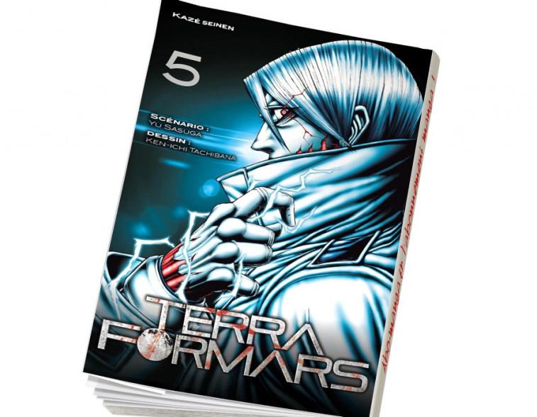 Abonnement Terra Formars tome 5